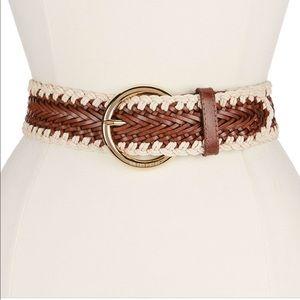 Brand New Michael Kors Leather Belt!